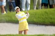 2011年 日本女子プロゴルフ選手権大会コニカミノルタ杯 最終日 横峯さくら
