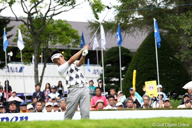 2011年 ANAオープンゴルフトーナメント 3日目 伊藤誠道 優勝へ?「もちろん狙っています。やるからにはね」恐るべし高校1年生