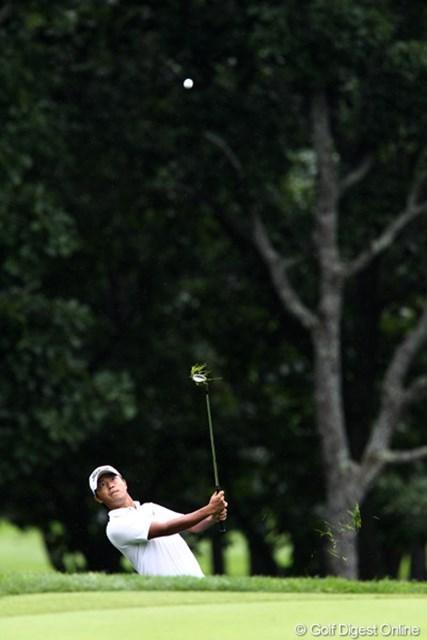 2011年 ANAオープンゴルフトーナメント 3日目 小平智 5アンダー18位タイ、途中まで頑張ってたのにね
