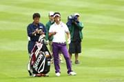 2011年 ANAオープンゴルフトーナメント 3日目 上井邦浩