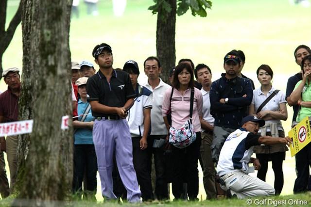 2011年 ANAオープンゴルフトーナメント 3日目 池田勇太 不満の残るラウンドだったそうです