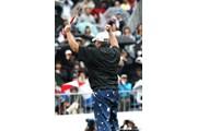 2011年 ANAオープンゴルフトーナメント 最終日 カート・バーンズ
