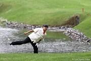 2011年 ANAオープンゴルフトーナメント 最終日 片山晋呉