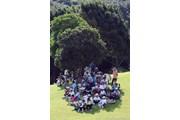 2011年 マンシングウェアレディース東海クラシック 最終日 木陰のギャラリー