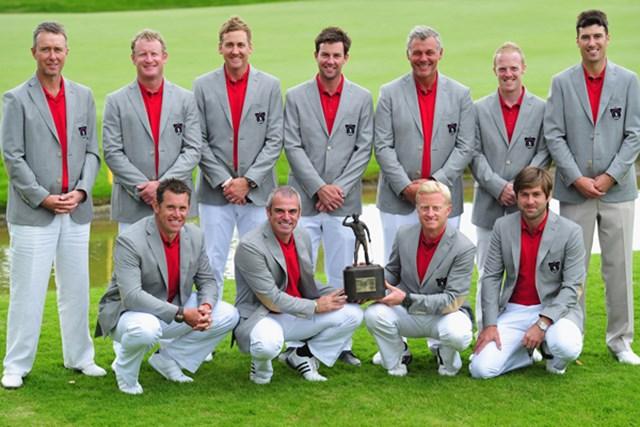 2011年 ヴェヴェンディ セベトロフィー 最終日 英国・アイルランド選抜 盤石の試合運びで、終始ゲームを支配し続けた英国・アイルランド選抜(Stuart Franklin /Getty Images)