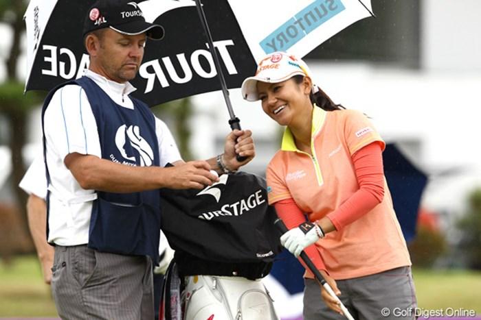 初日は横峯さくら、イム・ウナとのラウンド。宮里藍が5年ぶりに仙台での試合に登場 2011年 ミヤギテレビ杯ダンロップ女子オープンゴルフトーナメント 事前情報 宮里藍