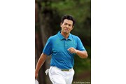 2011年 アジアパシフィックオープンゴルフチャンピオンシップパナソニックオープン 初日 武藤俊憲
