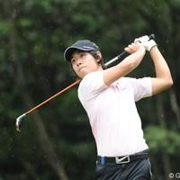 灼熱の三好CCでの日本アマを制した学生チャンプですワ。あの頃よりちょっとプレーが早くなったような気がしますヨ。12位T 2011年 アジアパシフィックオープンゴルフチャンピオンシップパナソニックオープン 初日 櫻井勝之