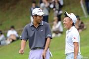 2011年 アジアパシフィックオープンゴルフチャンピオンシップパナソニックオープン 初日 藤本佳則&池田勇太
