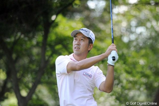 2011年 アジアパシフィックオープンゴルフチャンピオンシップパナソニックオープン 2日目 S.K.ホ 67-66と予選ラウンド2日間で好スコアを叩き出したS.K.ホがトップに