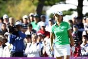 2011年 ミヤギテレビ杯ダンロップ女子オープンゴルフトーナメント 初日 原江里菜