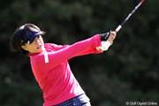 2011年 ミヤギテレビ杯ダンロップ女子オープンゴルフトーナメント 初日 恒川智会