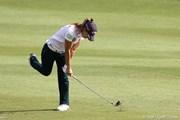 2011年 ミヤギテレビ杯ダンロップ女子オープンゴルフトーナメント 初日 上田桃子