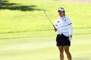 2011年 ミヤギテレビ杯ダンロップ女子オープンゴルフトーナメント 初日 大山志保