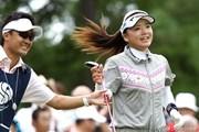 2011年 ミヤギテレビ杯ダンロップ女子オープンゴルフトーナメント 初日 有村智恵