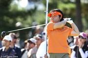 2011年 ミヤギテレビ杯ダンロップ女子オープンゴルフトーナメント 2日目 不動裕理