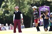 2011年 ミヤギテレビ杯ダンロップ女子オープンゴルフトーナメント 2日目 宮里藍&有村智恵