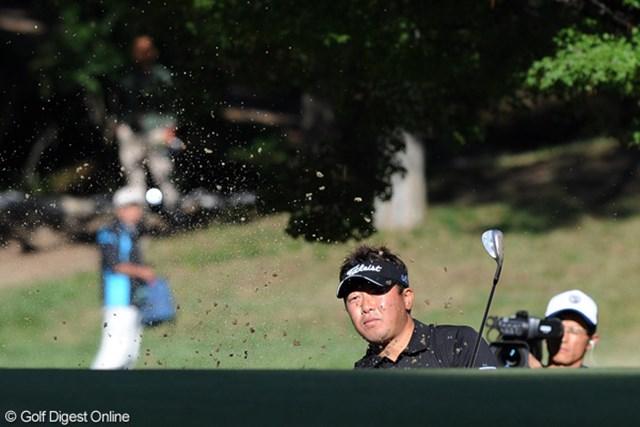 2011年 アジアパシフィックオープンゴルフチャンピオンシップパナソニックオープン 3日目 丸山大輔 3日間連続でアンダーパーをマークした丸山大輔は逃げ切れるか