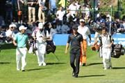 2011年 アジアパシフィックオープンゴルフチャンピオンシップパナソニックオープン 3日目 石川遼、池田勇太、藤本佳則