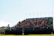 2011年 アジアパシフィックオープンゴルフチャンピオンシップパナソニックオープン 3日目 巨大ギャラリースタンド