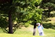 2011年 ミヤギテレビ杯ダンロップ女子オープンゴルフトーナメント 2日目 宮里美香