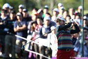 2011年 ミヤギテレビ杯ダンロップ女子オープンゴルフトーナメント 2日目 宮里藍