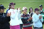 2011年 ミヤギテレビ杯ダンロップ女子オープンゴルフトーナメント 2日目 交流会