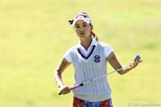 2011年 ミヤギテレビ杯ダンロップ女子オープンゴルフトーナメント 2日目 上田桃子