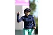 2011年 ミヤギテレビ杯ダンロップ女子オープンゴルフトーナメント 2日目 恒川智絵