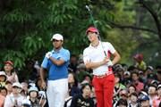 2011年 アジアパシフィックオープンゴルフチャンピオンシップパナソニックオープン 最終日 石川遼&アニルバン・ラヒリ