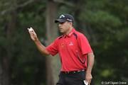 2011年 アジアパシフィックオープンゴルフチャンピオンシップパナソニックオープン 最終日 ジーブ・ミルカ・シン