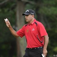 ベスト10以内に外人選手が5人!その5人で4200万円ものジャパンマネーを持って帰るんですヨ!ベスト20には13人(!)って、日本人もしっかりしようや!4位T 2011年 アジアパシフィックオープンゴルフチャンピオンシップパナソニックオープン 最終日 ジーブ・ミルカ・シン