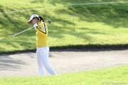 2011年 ミヤギテレビ杯ダンロップ女子オープンゴルフトーナメント 最終日 横峯さくら