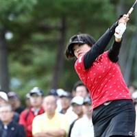 終わってみれば4位タイ、「ゴルフって本当に難しい」 2011年 ミヤギテレビ杯ダンロップ女子オープンゴルフトーナメント 最終日 恒川智会