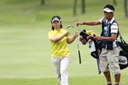 2011年 ミヤギテレビ杯ダンロップ女子オープンゴルフトーナメント 最終日 不動裕理
