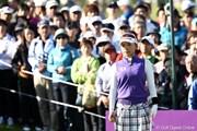 2011年 ミヤギテレビ杯ダンロップ女子オープンゴルフトーナメント 最終日 有村智恵