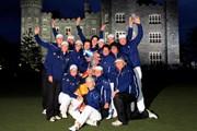 2011年 ソルハイムカップ 最終日 欧州選抜