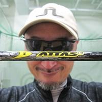 マーク金井が「USTマミヤ ATTAS 3」を試打レポート マーク試打 USTマミヤ ATTAS 3 NO.1