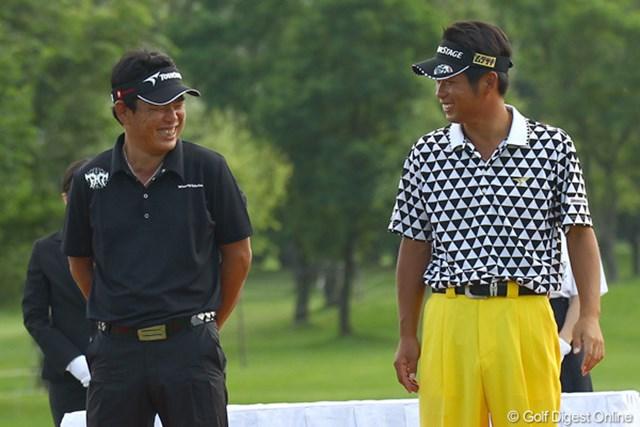 2011年の「ワールドカップ」日本代表として出場する池田勇太、平塚哲二