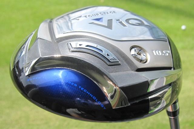 新製品レポ ブリヂストン ツアーステージ V-iQ ドライバー NO.1 感性工学を取り入れた「ブリヂストン ツアーステージ V-iQ ドライバー」を試打レポート
