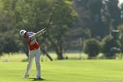 2011年 日本女子オープンゴルフ選手権競技 初日 チ・ウンヒ