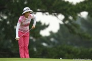 2011年 日本女子オープンゴルフ選手権競技 2日目 ヤング・キム