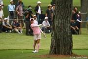 2011年 日本女子オープンゴルフ選手権競技 2日目 飯島茜