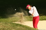 2011年 日本女子オープンゴルフ選手権競技 3日目 上原美希