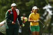 2011年 日本女子オープンゴルフ選手権競技 3日目 宮里美香