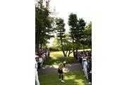 2011年 日本女子オープンゴルフ選手権競技 3日目 横峯さくら