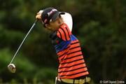 2011年 日本女子オープンゴルフ選手権競技 最終日 笠りつ子