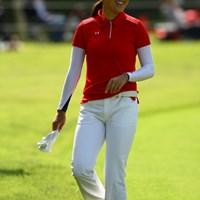 こちらも難しくなればなるほど本領発揮するタイプです。7位タイフィニッシュ。 2011年 日本女子オープンゴルフ選手権競技 最終日 宋ボベ