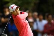 2011年 日本女子オープンゴルフ選手権競技 最終日 横峯さくら