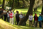 2011年 日本女子オープンゴルフ選手権競技 最終日 アン・ソンジュ